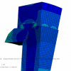 Finite Element Analysis on a Fulg-o-Jaw Closure