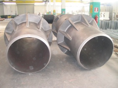 Fabicated Anchor Flanges